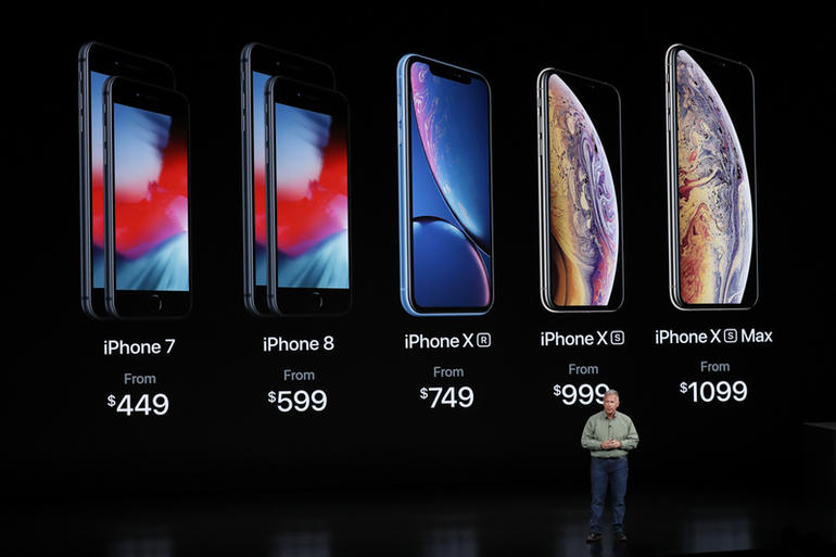 2018 iPhone Pricing