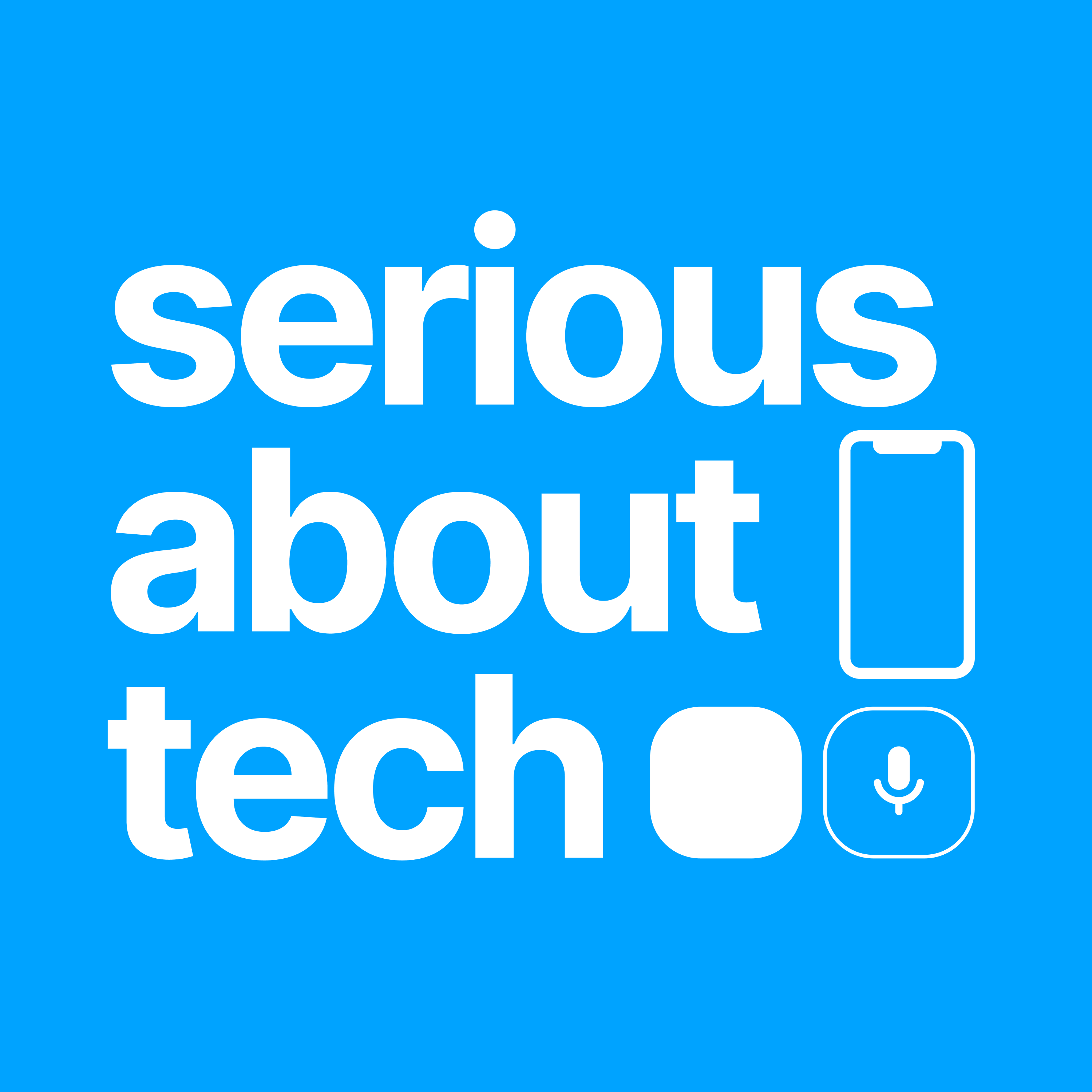 Serious About Tech | Listen Free on Castbox