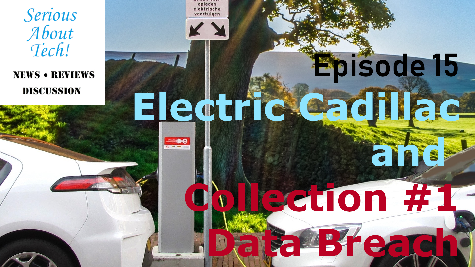 Electric Cadillac and Collection #1 Data Breach